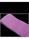 Фитнес-резинка текстильная ES-204, низкая нагрузка, фиолетовый