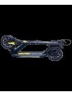 Самокат 2-колесный Trigger 200 мм, дисковый тормоз, черный/желтый