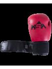 Перчатки боксерские Spider Red, к/з, 8 oz