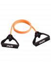 Эспандер многофункциональный ES-602, 8х12х1400 мм, оранжевый