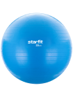 Фитбол GB-104, 55 см, 900 гр, без насоса, голубой, антивзрыв