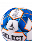 Мяч футбольный Diamond IMS №5, белый/синий/оранжевый