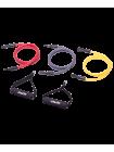 Комплект съемных эспандеров ES-605, с ручками