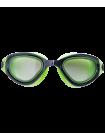 Очки для плавания Azimut Lime/Black