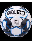 Мяч футбольный Contra IMS 812310, №5, белый/черный/синий