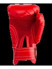 Набор для бокса 6oz, кожзам, красный