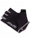 Перчатки для фитнеса SU-127, черный/серый