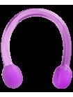 Эспандер плечевой ES-103 TPR, фиолетовый