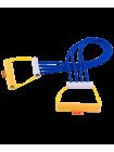 Эспандер плечевой резиновый, 4 струны