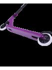 Самокат трюковый Comet Purple 110 мм