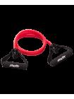 Эспандер многофункциональный ES-602, 8х14х1400 мм, красный
