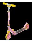 Самокат 2-колесный Razzle 145 мм, коралловый/желтый
