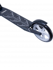 Самокат 2-колесный Phenom 200 мм, серый