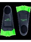 Ласты тренировочные Aquajet Black/Green, S