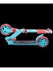Самокат 2-колесный Razzle 145 мм, голубой/оранжевый