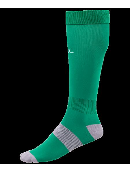 Гетры футбольные Essential JA-006, зеленый/серый