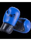 Перчатки боксерские Spider Blue, к/з, 10 oz