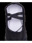 Балетки SL-01, текстиль, черный, р. 38-42