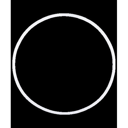 Обруч для художественной гимнастики Virole, 80 см
