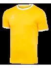 Футболка футбольная CAMP Origin JFT-1020-041, желтый/белый