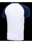 Футболка игровая CAMP Reglan Jersey JFT-1021-019, белый/темно-синий