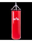 Мешок боксерский PB-01, 100 см, 35 кг, тент, красный