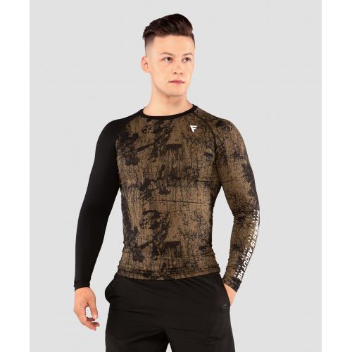 Мужская футболка с длинным рукавом Armament FA-ML-0202-490, с принтом