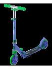 Самокат 2-колесный Razzle 145 мм, фиолетовый/зеленый