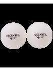 Мяч для настольного тенниса 2* Swift, белый, 6 шт.