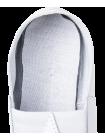Чешки классические 2931, кожа, белый