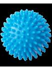Мяч массажный GB-601 8 см, синий