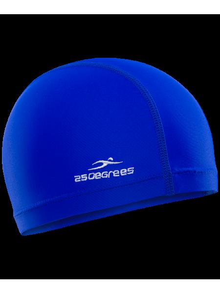 Шапочка для плавания Comfo Blue, полиэстер