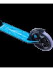 Самокат 2-колесный Marvellous 200 мм, черный/синий
