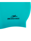 Шапочка для плавания Nuance Green, силикон