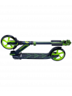 Самокат 2-колесный Phenom 200 мм, зеленый