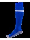 Гетры футбольные JA-003, синий/белый