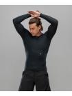 Мужская футболка с длинным рукавом High Force FA-ML-0101-BLK, черный