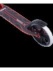 Самокат 2-колесный Sigma 200 мм, ручной тормоз, белый/красный