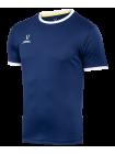 Футболка футбольная CAMP Origin JFT-1020-091, темно-синий/белый