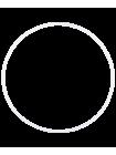Обруч для художественной гимнастики Virole, 75 см