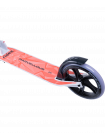 Самокат 2-колесный Marvellous 200 мм, белый/коралловый