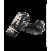 Перчатки боксерские Panther BGP-2098, 12 oz, черный