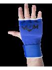 Внутренние перчатки для бокса Cobra Blue, M