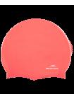 Шапочка для плавания Nuance Pink, силикон