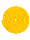 Скакалка для художественной гимнастики RGJ-401, 3м, желтый